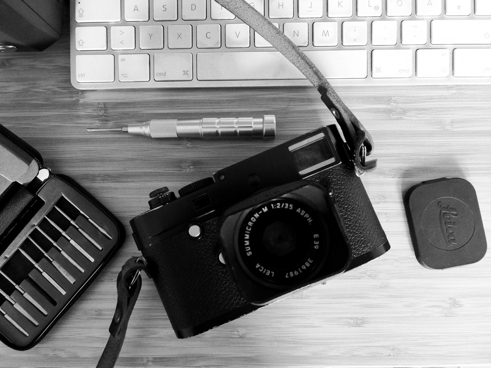 Leica M Entfernungsmesser Justieren : Leica m messsucher justieren u andré duhme a not so secret diary